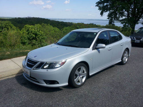 Our first step was selling both of our Saab 9-3s
