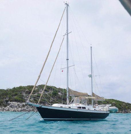 Horizon at Anchor