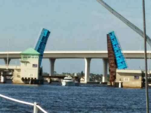 Roosevelt drawbridge