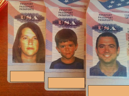 Somehow my ID pictures always turn out the worst.  Don't worry, it will only be 10 years until the next one.
